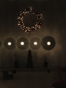 Exterior Lit Wreath